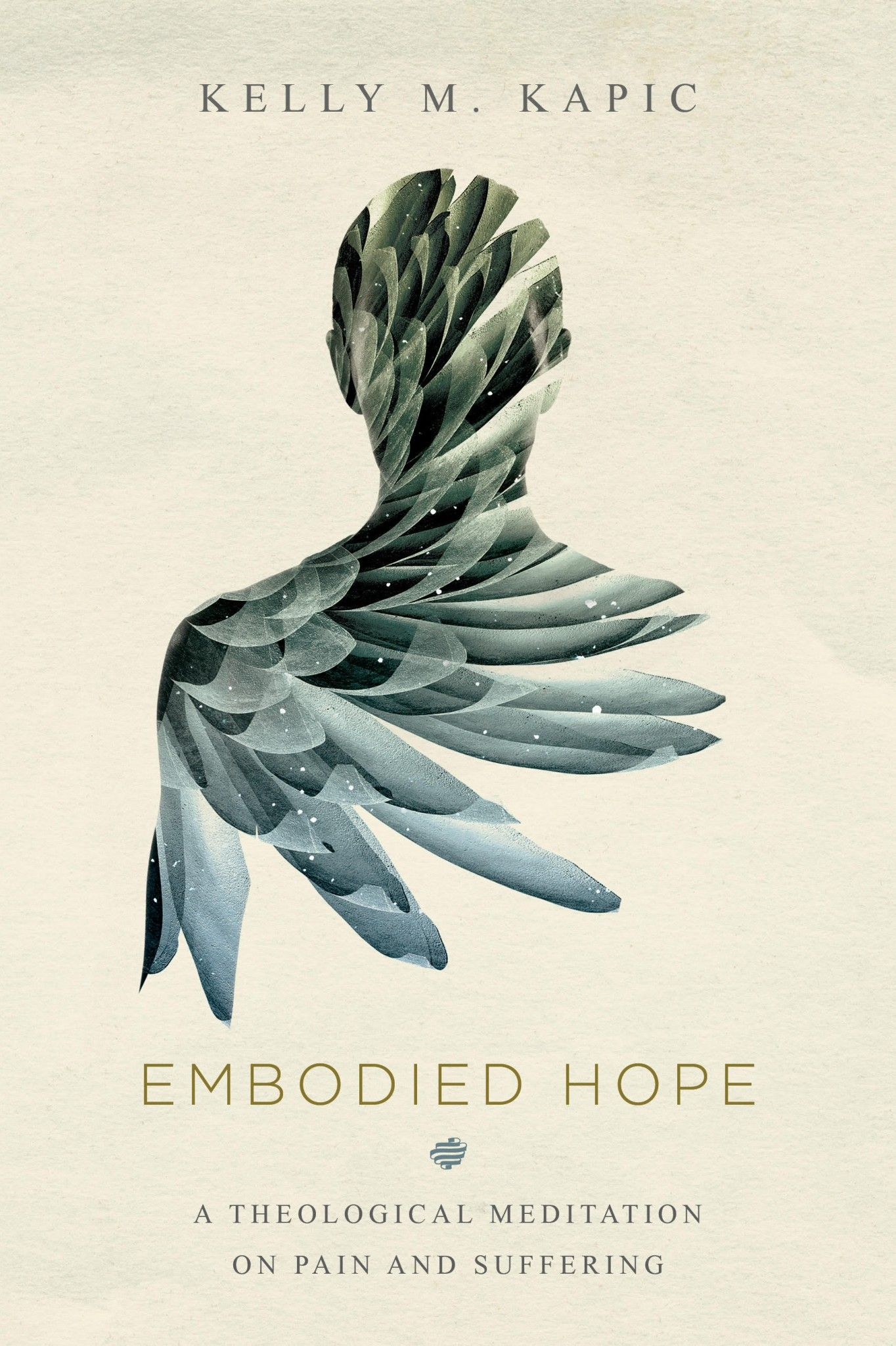 Embodied Hope Ecpa Book Cover Awards Top Shelf Book Cover Design Inspiration Graphic Design Books Book Cover Illustration
