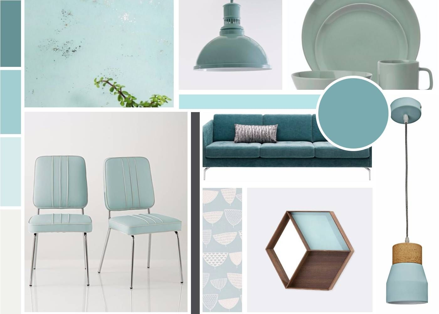 bleu c ladon ambiances pinterest bleu celadon tons de couleurs et planches. Black Bedroom Furniture Sets. Home Design Ideas