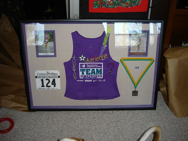 Alaska Marathon Shadow Box Shadow Box Shadow Box Art