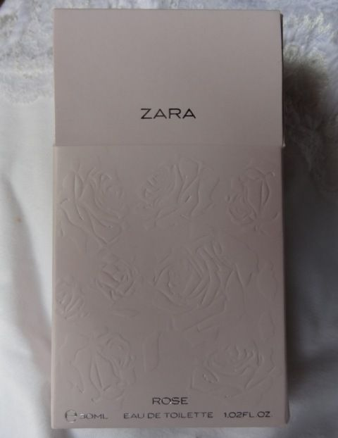 #Zara #Rose #EDT #review #price and details on the blog