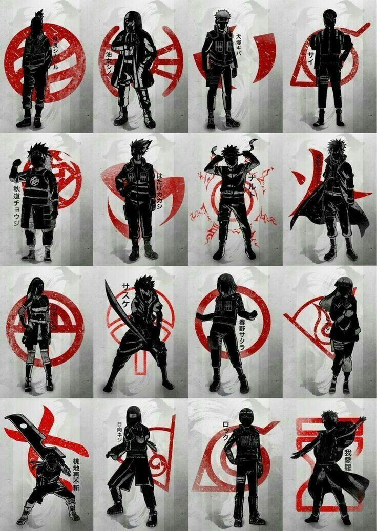 Naruto: Reaccionando a nuestros rap's