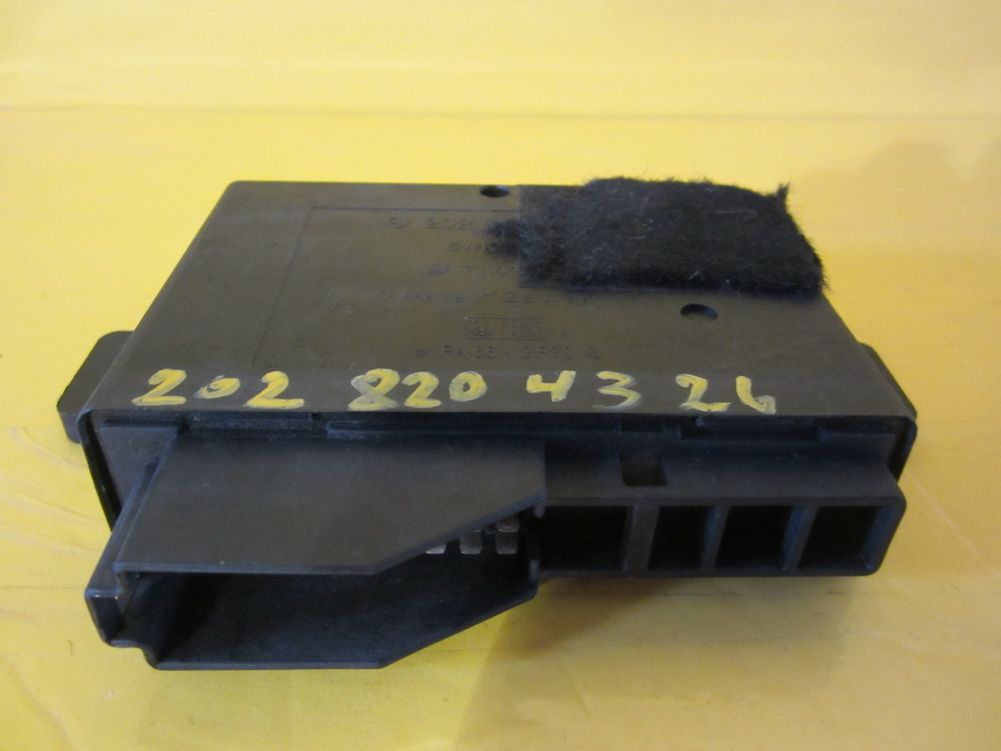 INFRARED KEY MODULE MERCEDES 300,400,C AND S CLASS 1992
