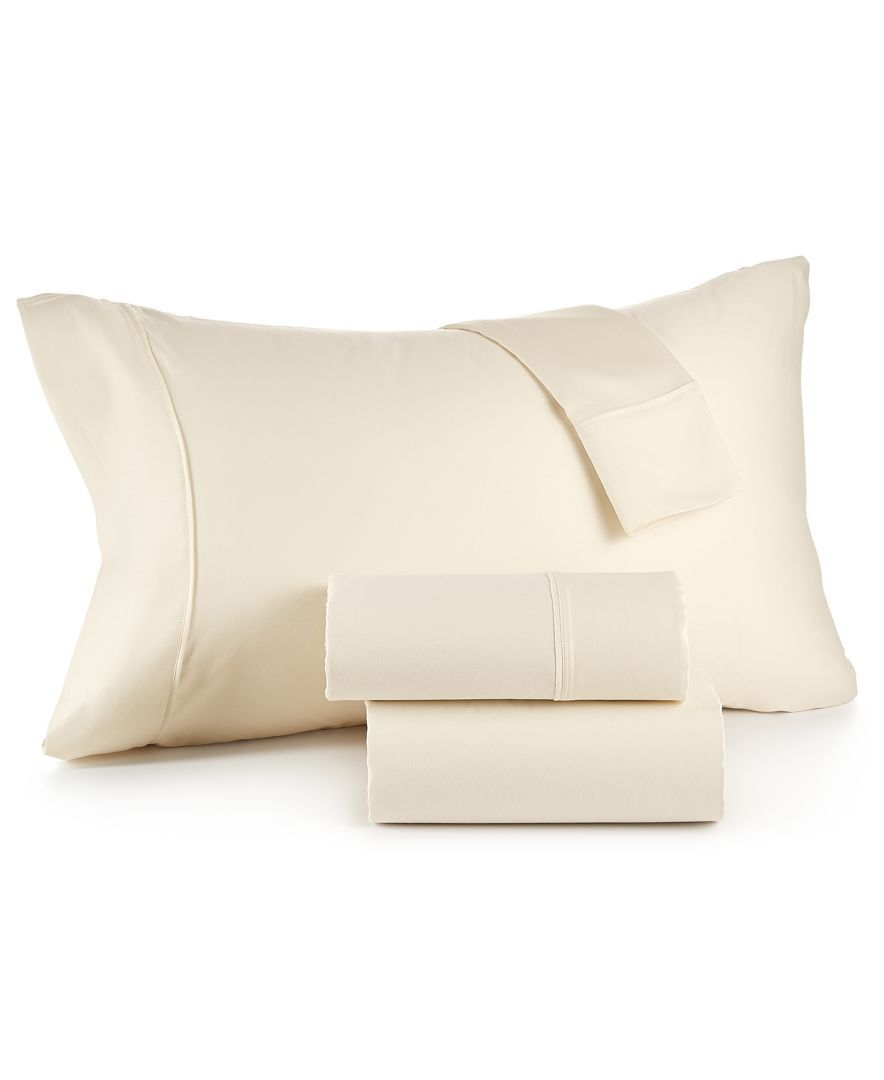 Sorrento queen pc sheet set thread count created for macyus