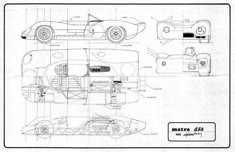 Matra blueprints google search race car blueprints pinterest matra blueprints google search malvernweather Gallery
