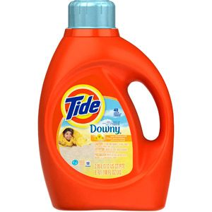 Tide He Sun Blossom Scent Laundry Detergent With A Touch Of Downy