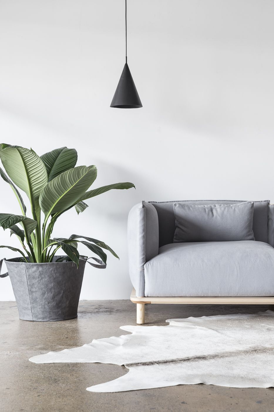The Tatami Sofa Was Designed For Us By Tom Fereday Our Staple Co Collection