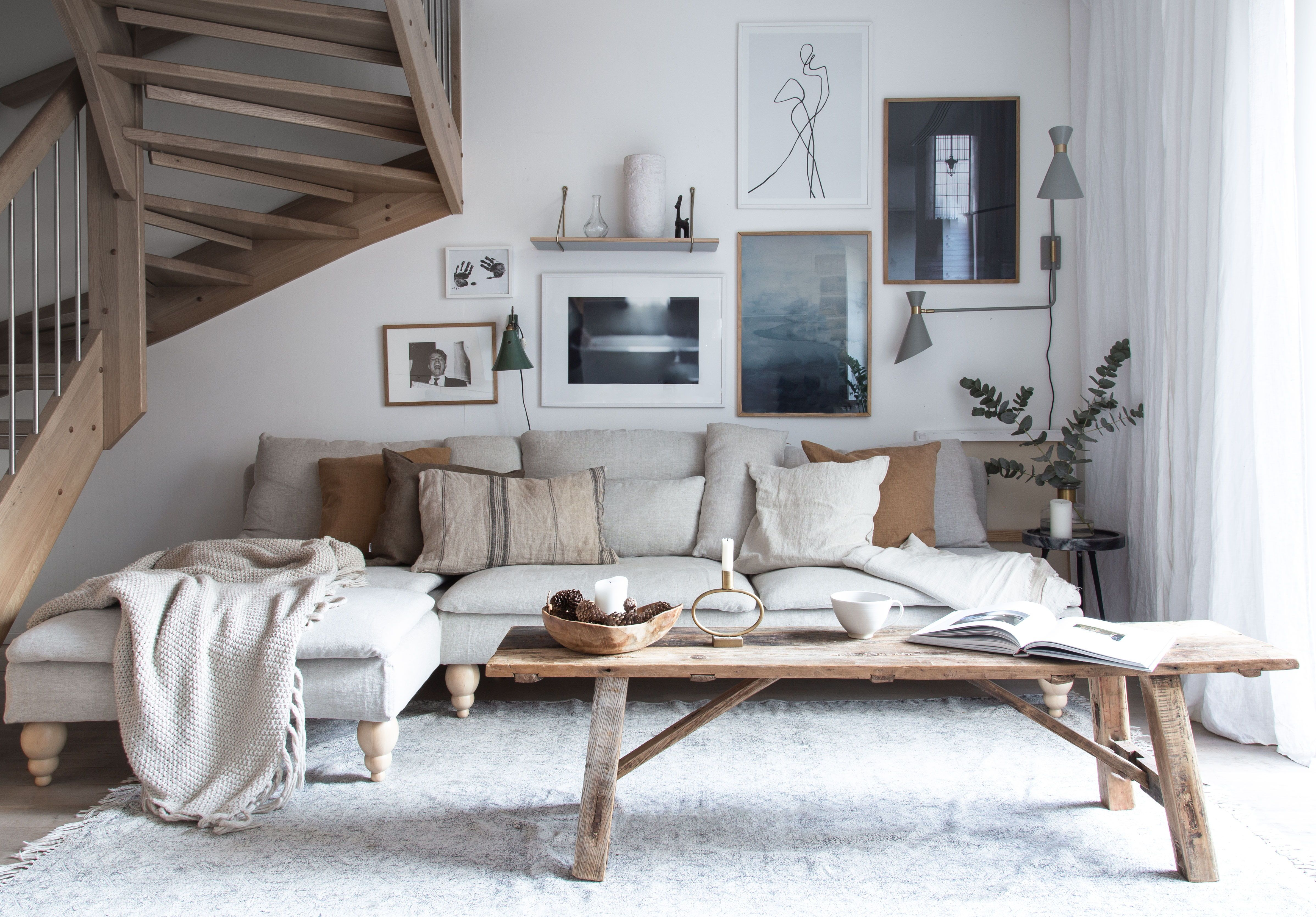 We Re Obsessed With My Scandinavian Home S Living Room She Perfectly Blends Scandinavian Minim Living Room Scandinavian Living Room Designs Living Room Decor