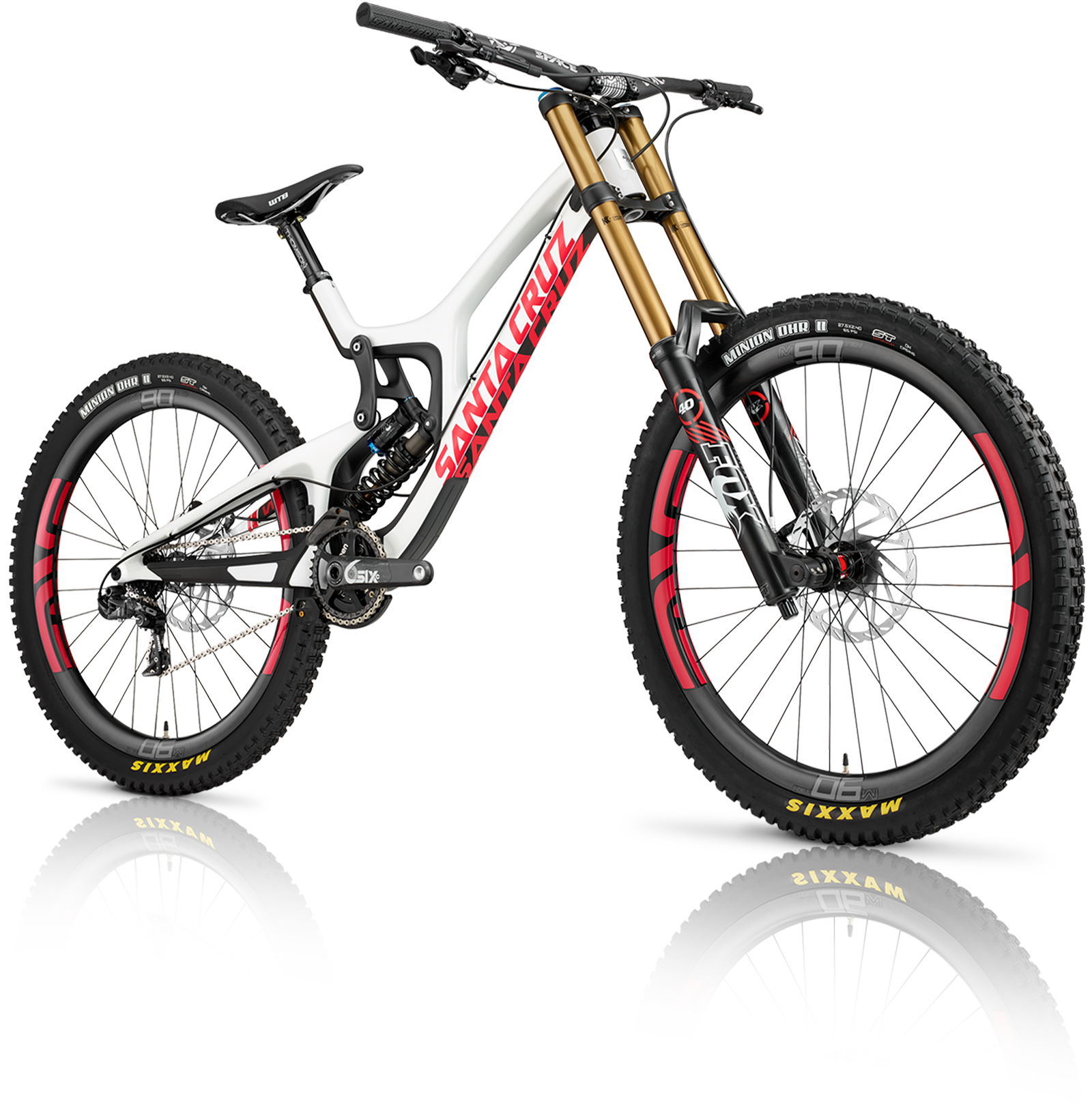 The New Santa Cruz V10 The Most Successful Dh Bike Of All Time