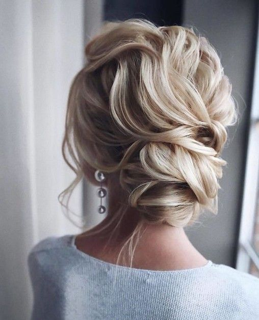 20 summer wedding hairstyles 2019 (16) | Armaweb07.com