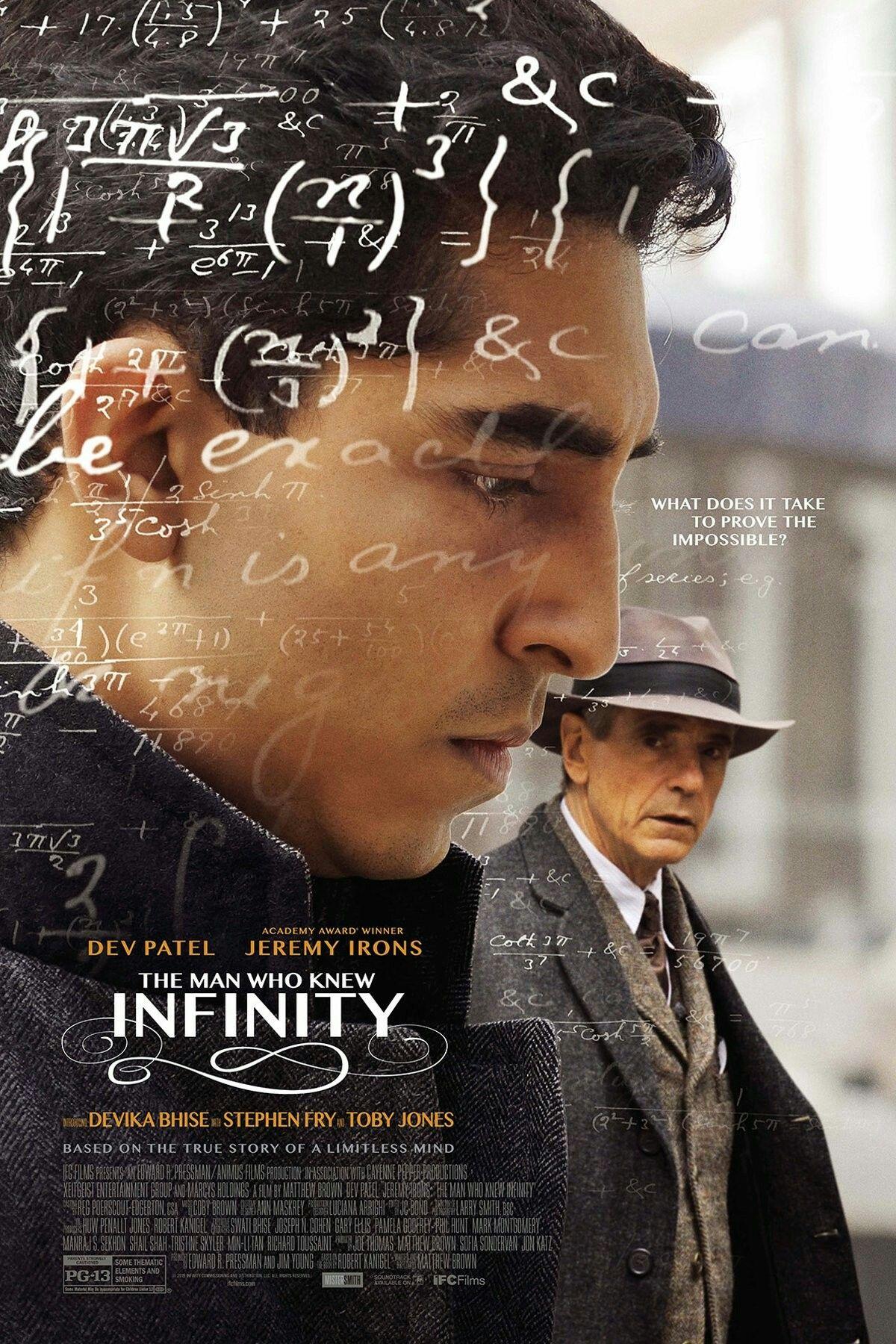 Movie - The Man Who Knew Infinity