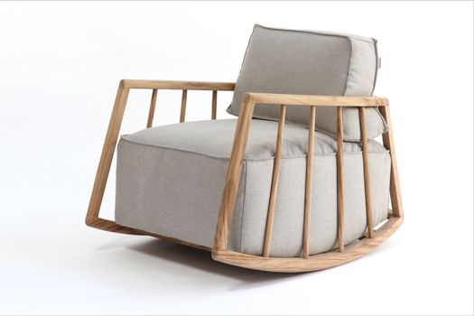 High Quality The Mama Rocking Chair Was Designed By Turkish Studio Paratoner, 2012