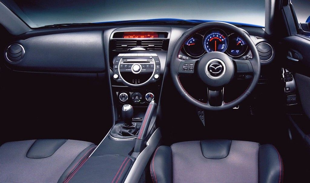 Mazda RX-8 Spirit R - Interior | Rotaries | Pinterest | Cars, Mazda ...