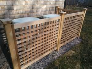 Fences Around Pool Equipment Yahoo Image Search Results