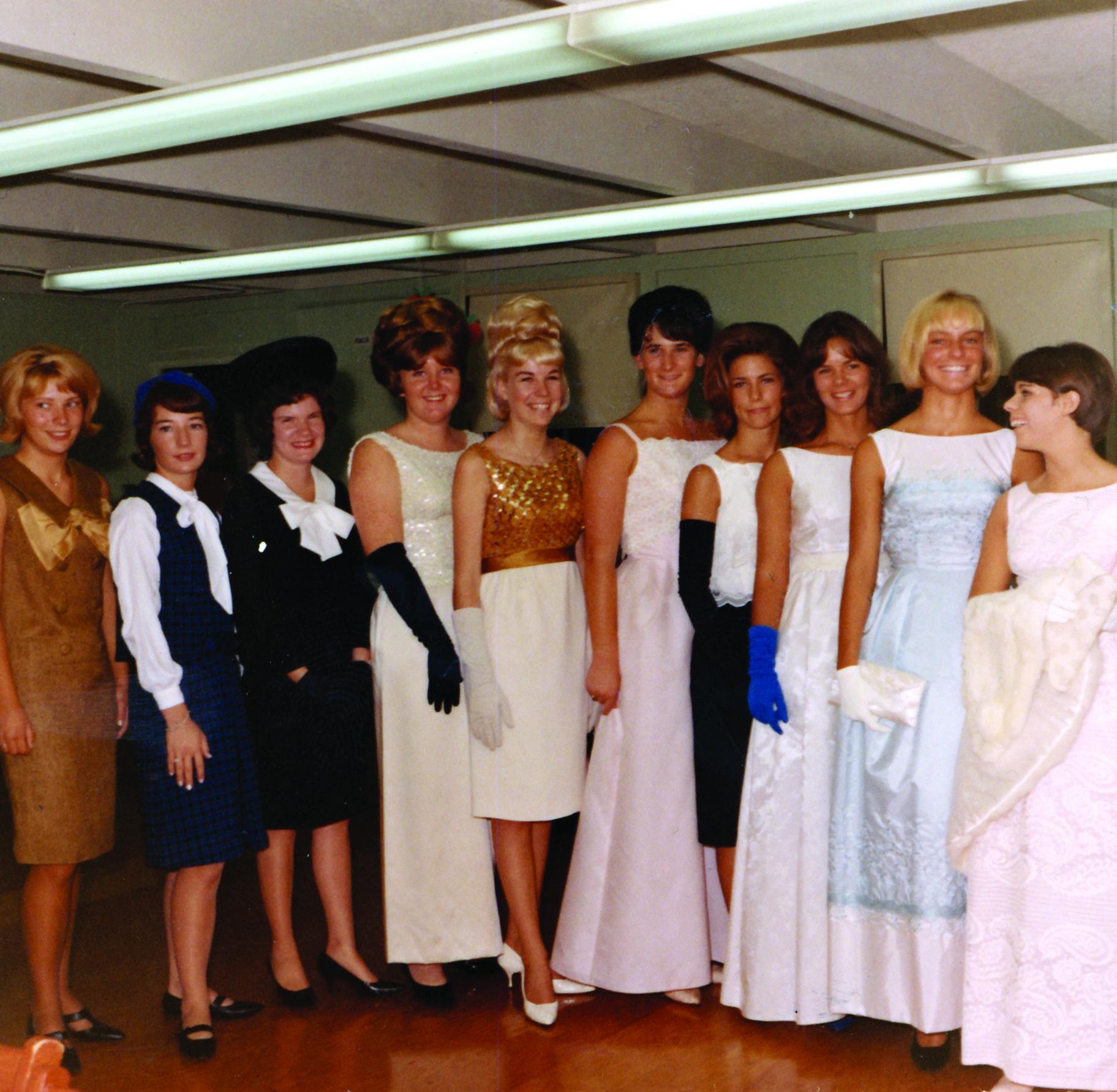 Sharp Memorial Hospital Junior Volunteers dinner - 1965. Check out ...