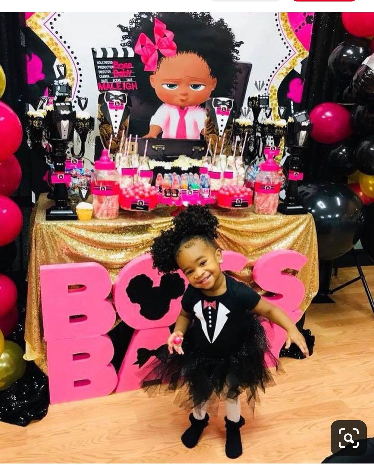Boss Baby Party Ideas Baby Party Themes Baby