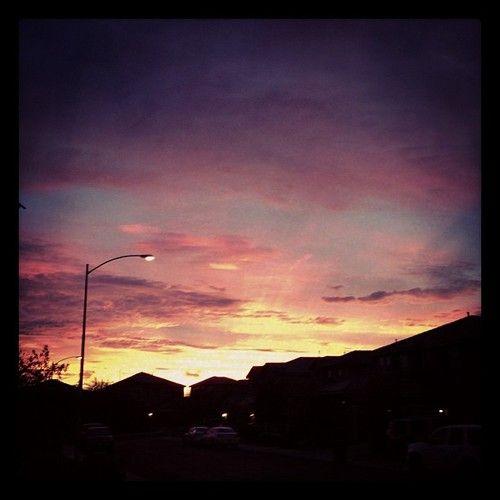 Lovely sunrise http://instagr.am/p/RfTywTInca/