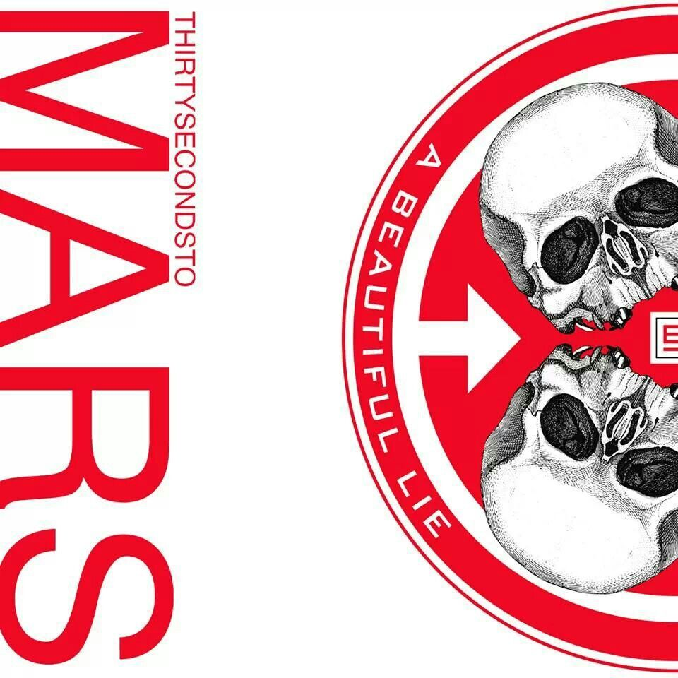 Thirty Seconds To Mars A Beautiful Lie Thirty Seconds Music Albums