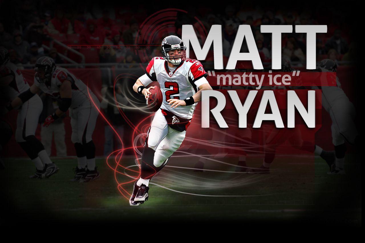 Drew Fletcher Digital Artist Atlanta Falcons Matt Ryan Matt Ryan Matt