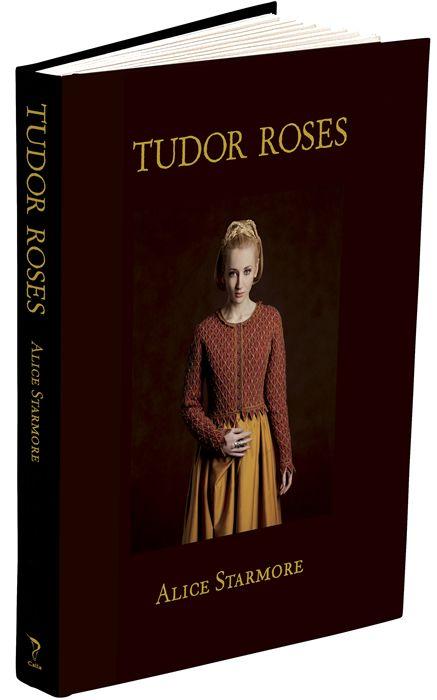 Tudor Roses | Books | Pinterest | Knitting books, Fibre Art and ...