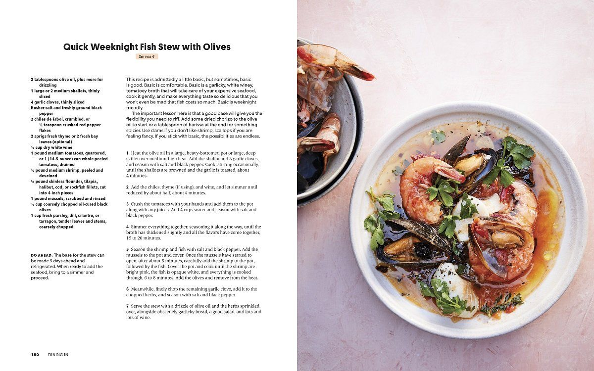 Dining In: Highly Cookable Recipes by Alison Roman   Savory ...