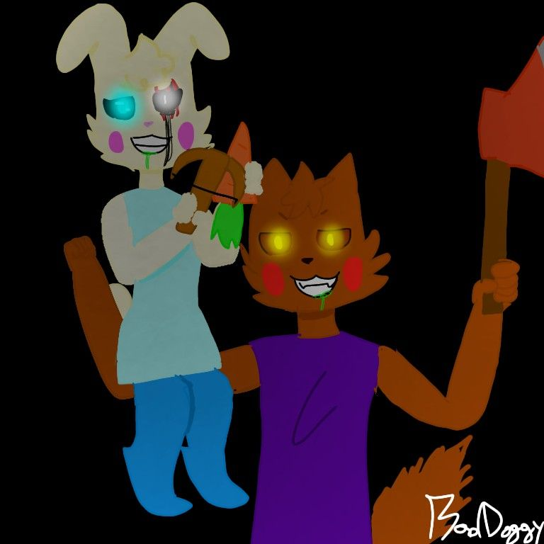 Piggy Roblox Characters Bunny And Doggy | 404 ROBLOX