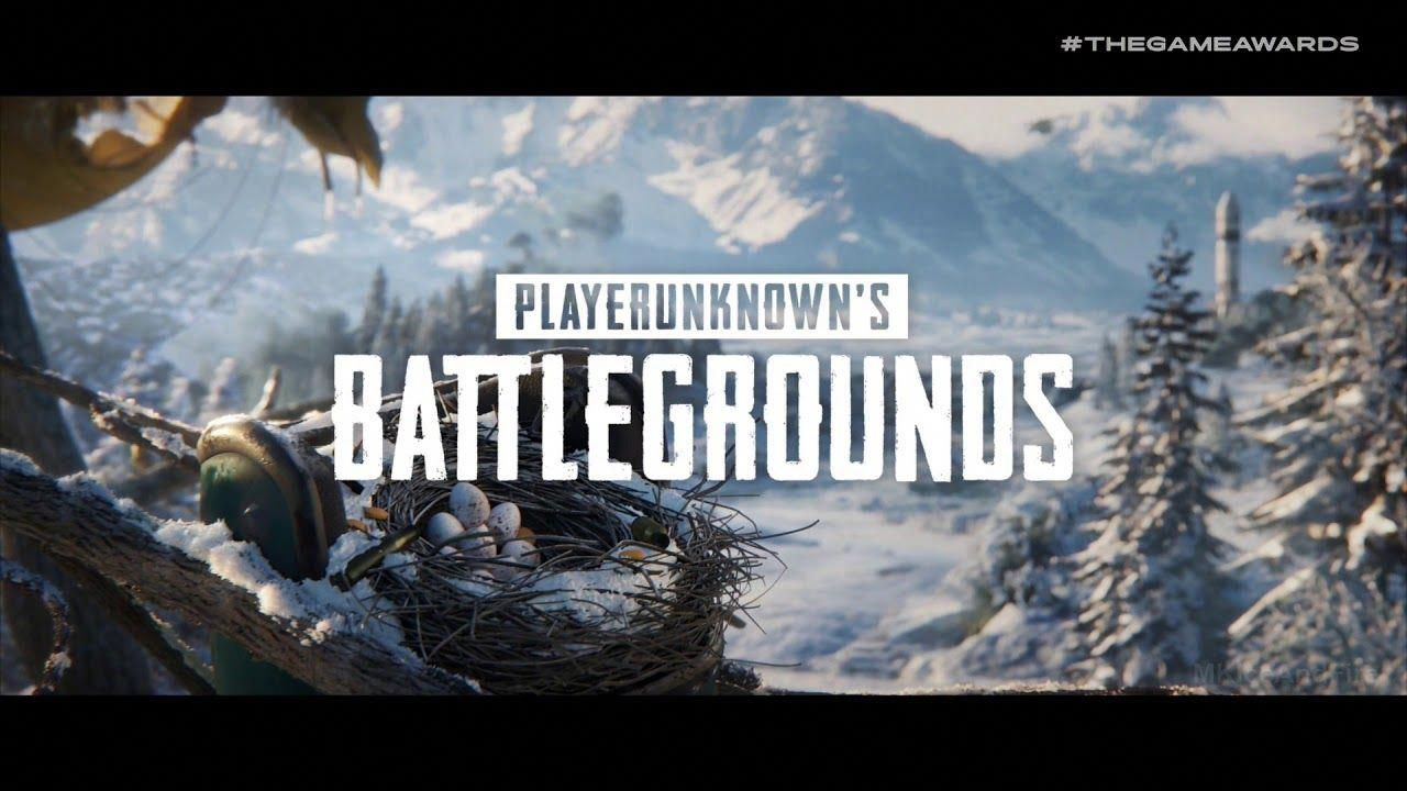 Player Unknown Battlegrounds Vikendi Snow Map Trailer Ps4 Xbox