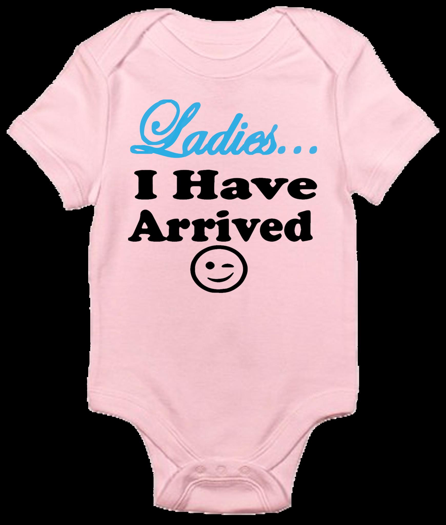 Baby Bodysuit La s I Have Arrived