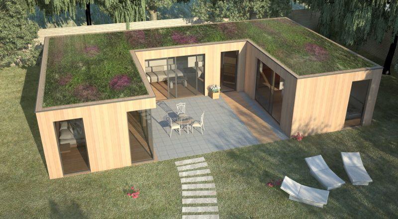 Maison En Bois A Etage New Project En 2019 Maison Bois Maison