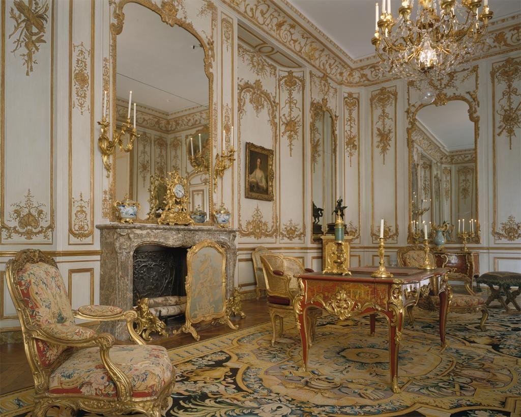18th century, decor, interior design