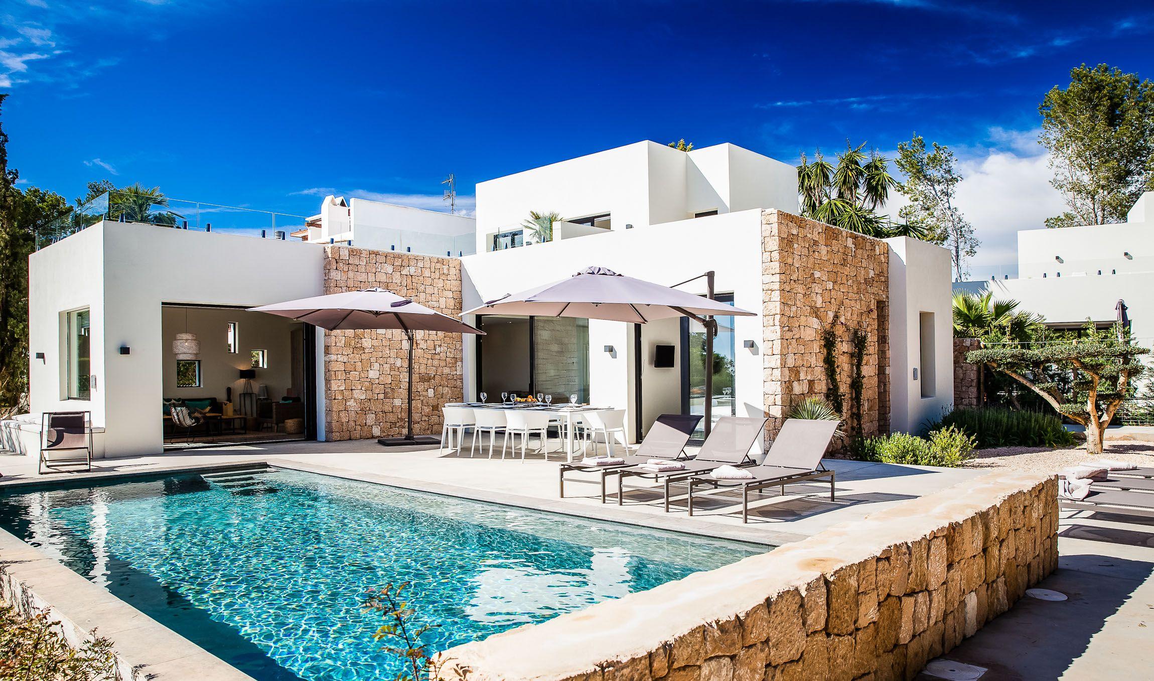 Bildresultat För Ibiza Home Villa Swimming Pools Luxury Retreats