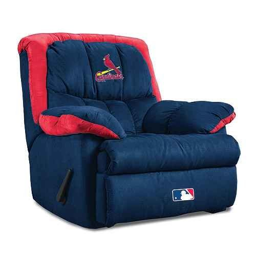 Baseline St Louis Cardinals 3-Way Home Team Recliner...CLICK for more detail...FREE Shipping on order over $25