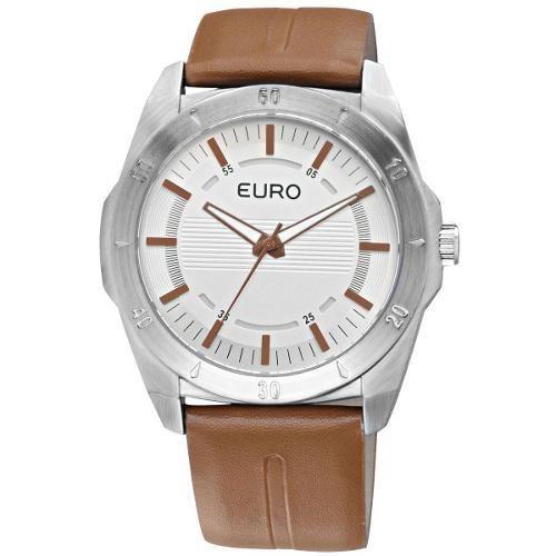 8f8b2203a Relógio Euro Feminino Eu2035qq 3m. - Shoptime.com
