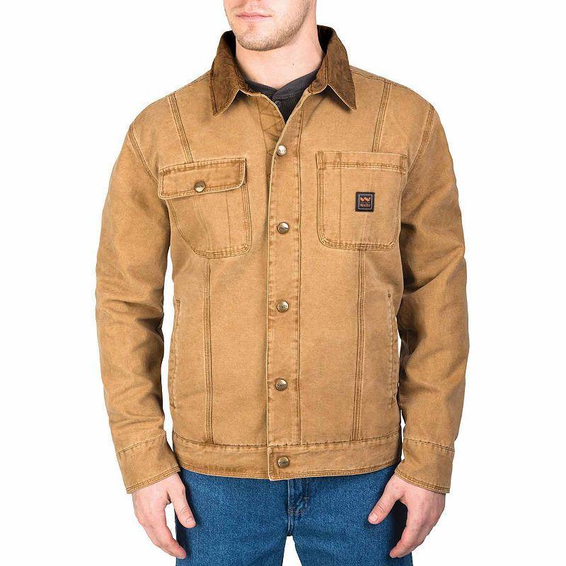 Walls Yj293 Ranch Amarillo Duck Cotton Twill Jacket Work Jackets