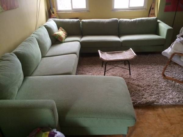 Karlstadt couch from Ikea removable slipcovers that you