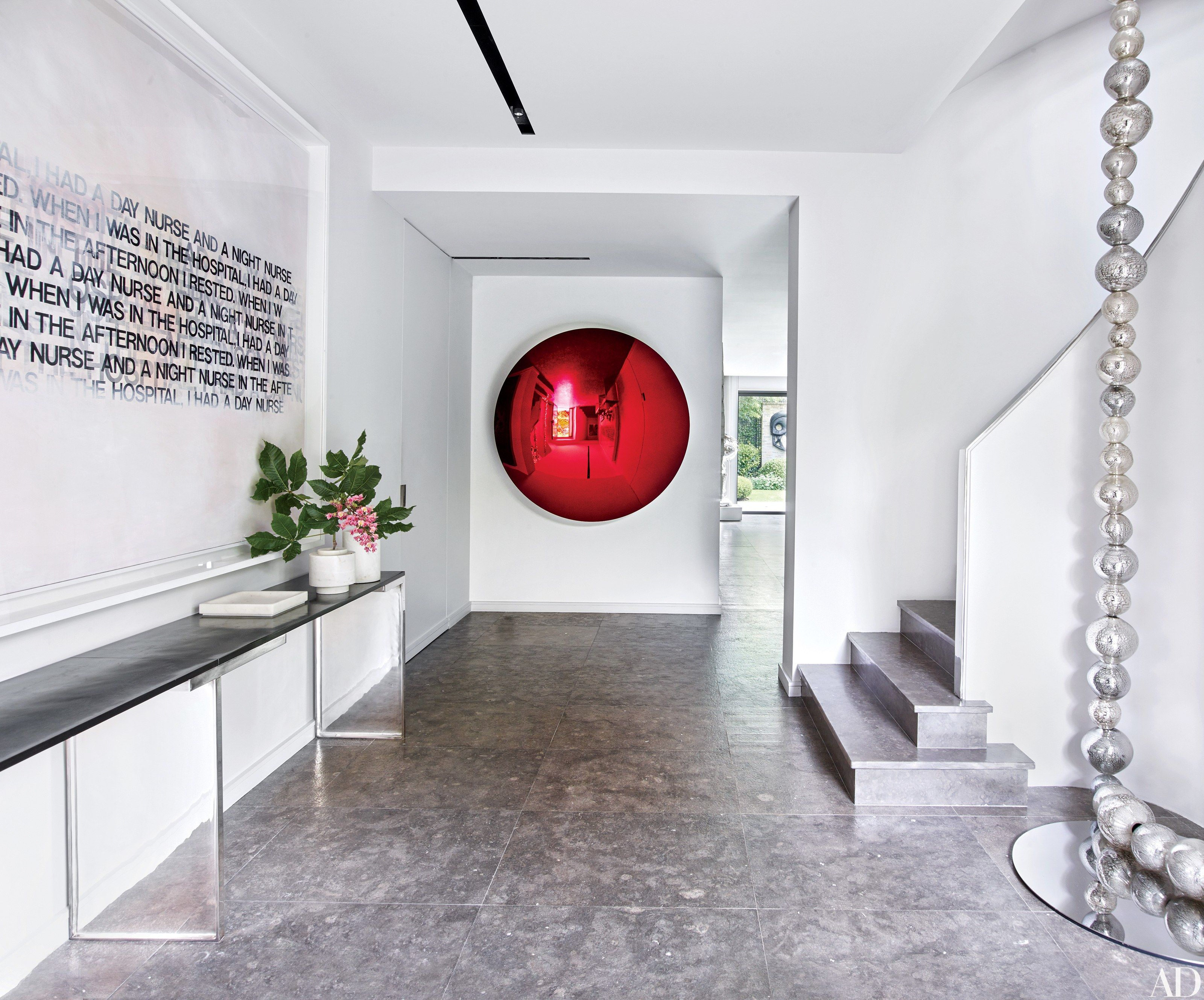 wall art ideas to energize your home architectural digest