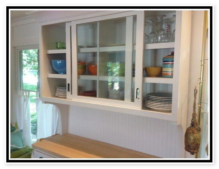 Sliding Glass Kitchen Cabinet Doors   cristaleriaherrera.com