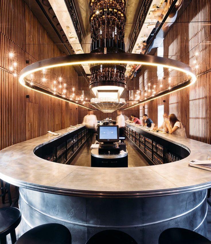 Bar And Lounge Interior Design: Projekt Praga's Perłowa Beerhouse In Lublin