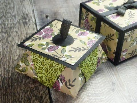 Photo of Origami Box in Share What You Love DSP – Video Tutorial Part 1