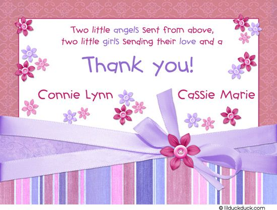 Baby Shower Thank You Notes From Baby  Google Search  Baby