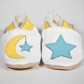 plus grand choix super pas cher vraiment pas cher Lookidz Chaussons en cuir fourrés 15,95€   kids shoes ...