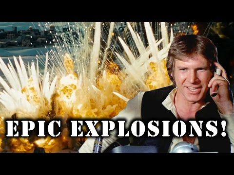 Celebrate New Year's with almost two minutes of movie explosions | The Verge #epicmovie