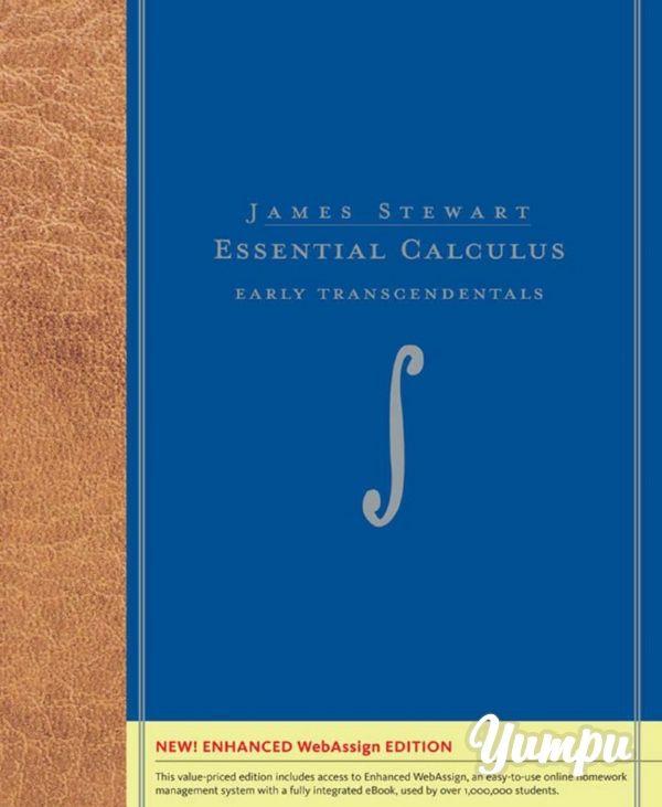 Essential calculus early transcendentals enhanced edition magazine essential calculus early transcendentals enhanced edition magazine with 1899 pages fandeluxe Gallery