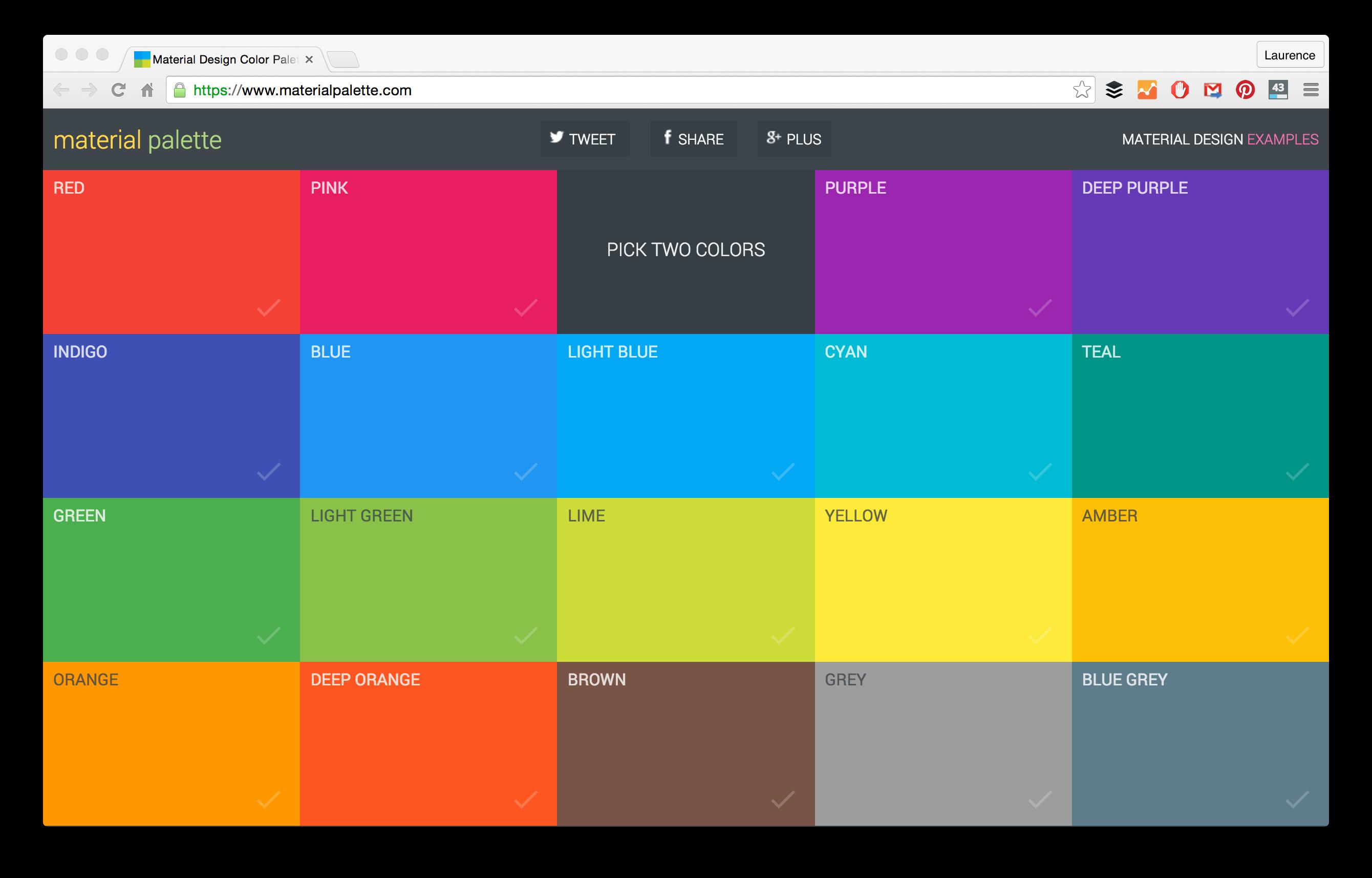 21 Color Palette Tools For Web Designers And Developers Color Palette Generator Rgb Color Codes Web Design