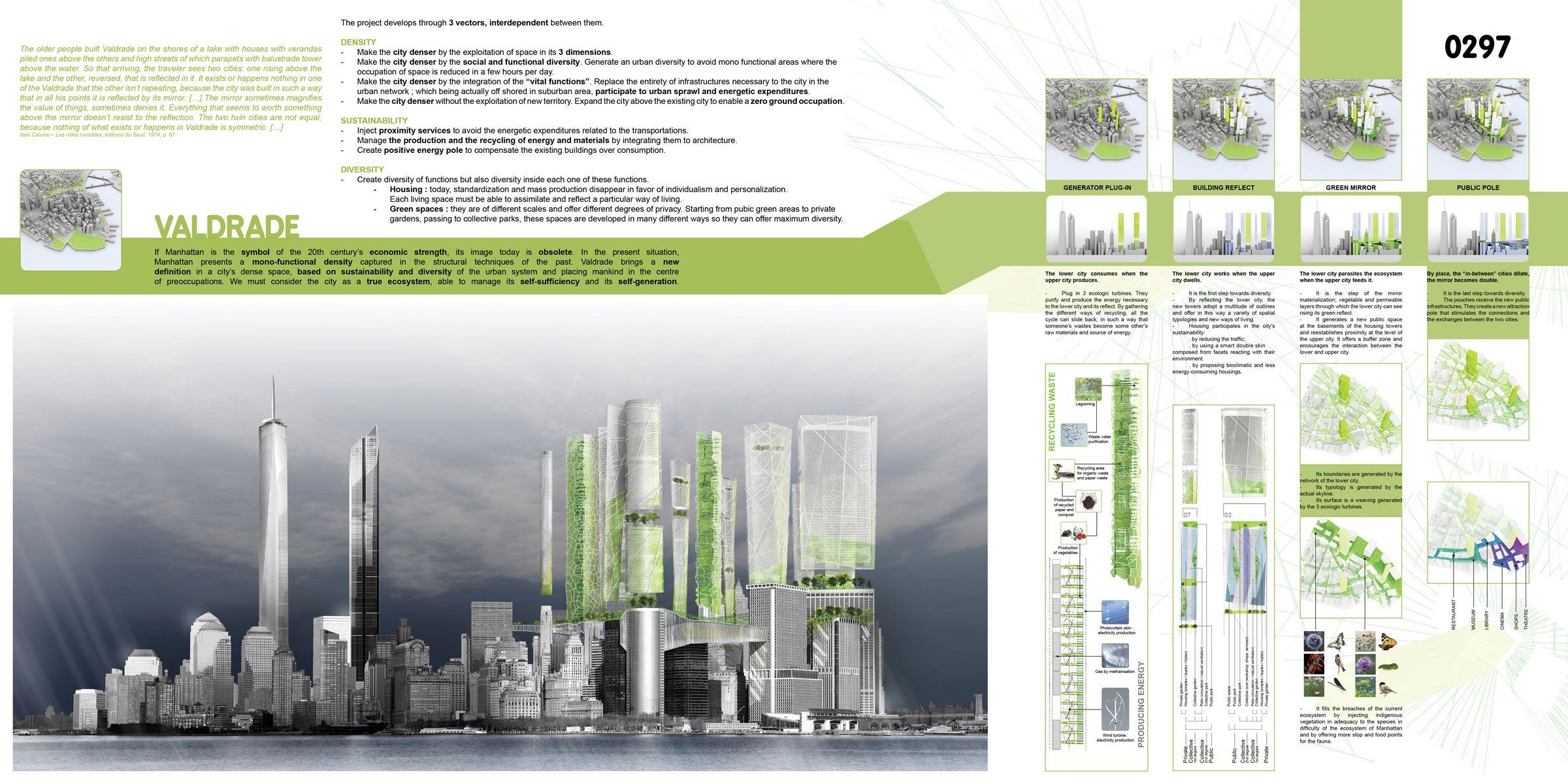 Architectural Drawings Of Skyscrapers skyscraper skin | skyscraper ecosystem in manhattan – valdrade