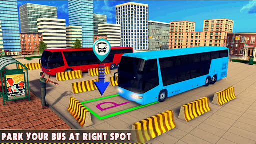 Modern Bus Drive 3d Parking New Games Ffg Bus Game 2 36 Latest Mod