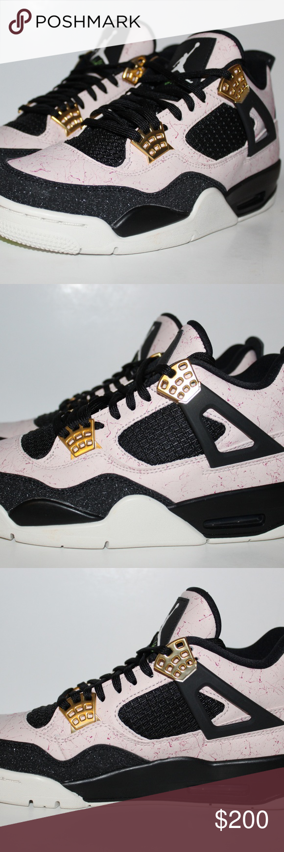 7ac5fe17279 Spotted while shopping on Poshmark: AIR JORDAN 4 RETRO Womens