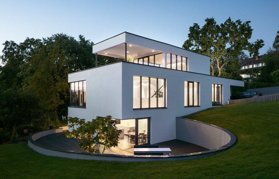 Moderne häuser neubau  Haus Schlieber - Bonn - Bauwerkstadt Architekten | Haus ...