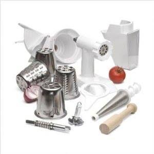 Kitchenaide Mixer Attachments what are the kitchenaid attachments for the mixer?   kitchenaid