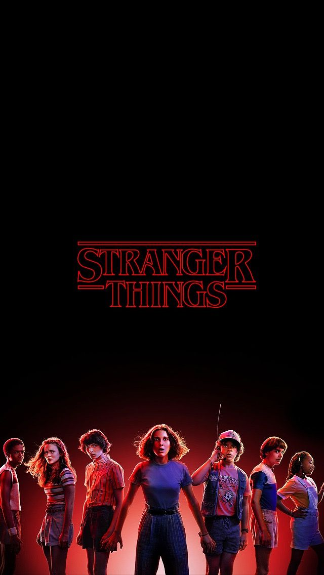 Pin By Orne Cristiano On Wallpapers Stranger Things Poster Stranger Stranger Things Aesthetic