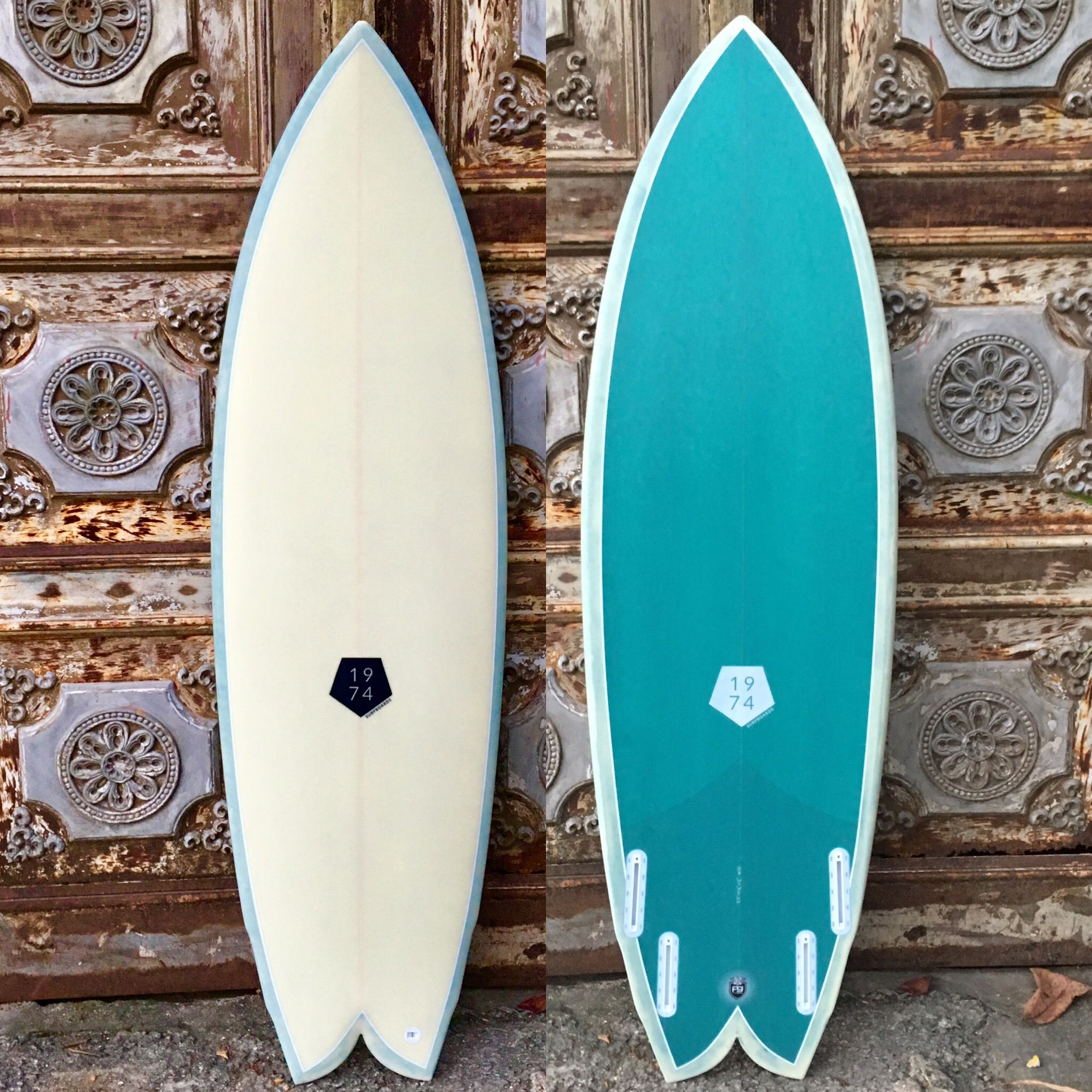 Surfboards Available In California, Brasil And Portugal